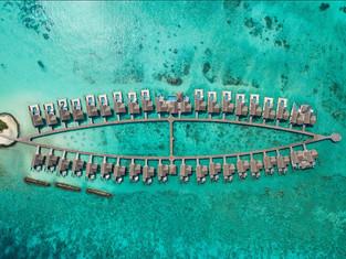 Состоялось открытие Fairmont Maldives Sirru Fen Fushi