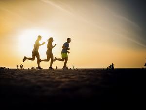 Фитнес-марафон Дубая продолжает вдохновлять