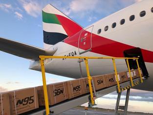 Эмирейтс СкайКарго: год с начала грузовых рейсов на пассажирских авиалайнерах