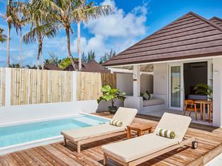 Olhuveli Beach & Spa Resort открывает свои двери гостям 15 июля