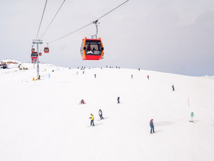 Курорт «Архыз» с начала сезона посетили полмиллиона гостей