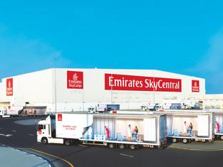 Эмирейтс откроет в Дубае грузовой терминал для глобального распространения вакцины против COVID-19