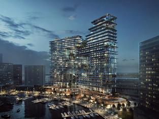 Dorchester Collection анонсирует открытие отеля в Дубае