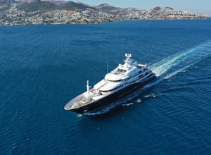 Yalikavak Marina: одни из самых дорогостоящих и известных яхт посетили гавань в этом сезоне