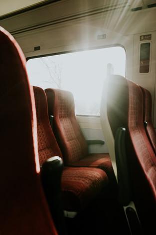 Куда россияне путешествуют на поездах в ноябре
