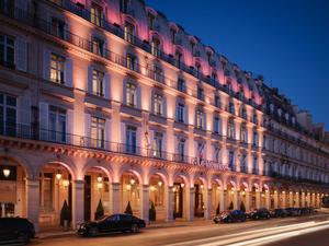 По следам Пикассо в отеле Le Meurice Paris