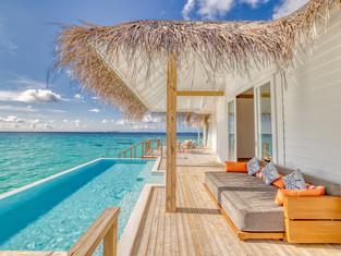 Черная пятница и кибер-понедельник на Мальдивах – в Sun Siyam Resorts!