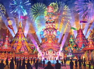 В начале 2020 года на Пхукете откроется новый тематический парк «Магия Карнавала»