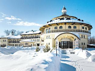 AZIMUT Отель Ростов Великий: зимняя сказка в старинном русском городке