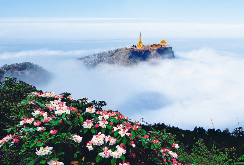 Эмейшань, ЮНЭСКО - Управление по делам туризма провинции Сычуань.jpg
