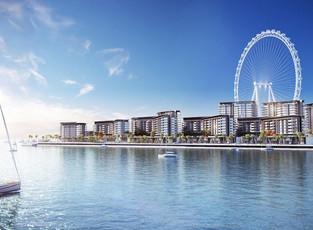 Bluewaters - новейший остров в акватории Дубая