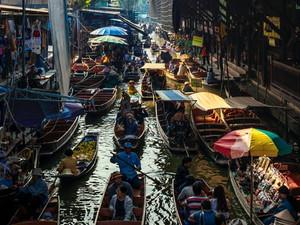 Путешествие по Ратчабури: театр теней, плавучие рынки и водопады
