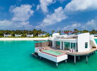 LUX* North Male Atoll Resort & Villas: безопасный отдых на Мальдивах