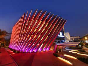 Павильон Эмирейтс готов встречать посетителей выставки Expo 2020 в Дубае