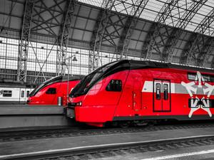 Куда ездили россияне прошедшей зимой на поезде