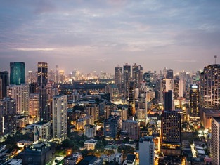 Бангкок занял 13-е место в рейтинге самых здоровых городов мира