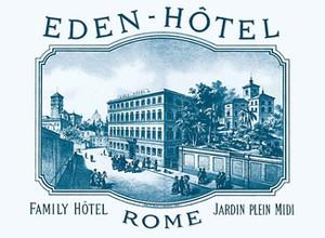 Hotel Eden Rome отпраздновал 130 лет