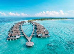 """Fairmont Maldives Sirru Fen Fushi  """"тайный подводный остров"""" откроется 1 октября"""
