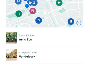 Booking.com запускает новое приложение CityBook