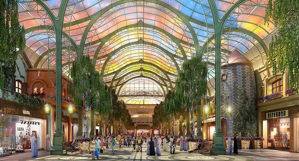 turpressa.com #Cityland Mall Dubai