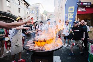 Ресторанное шоу Gastreet - масштабный фестиваль, объединяющий шефов, рестораторов и поставщиков
