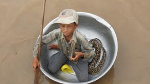 Камбоджа – азиатский тазик с веслом!