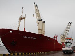 Очередное судно отправляется из Архангельска на очистку «Русской Арктики»