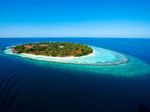 Мальдивы. Детский дайвинг - самая увлекательная анимация.