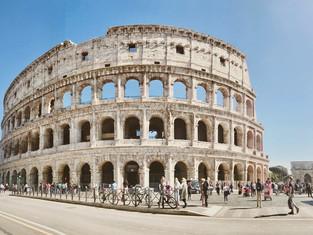 По Риму на велосипеде