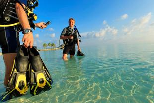 Исследование глубин Индийского океана с Velassaru Maldives