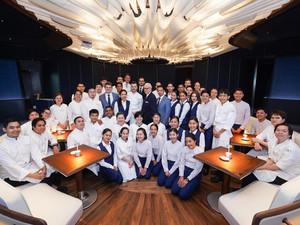 В Таиланде открылся первый ресторан всемирно известного шеф-повара Алена Дюкасса