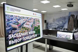 Центральный парк в Красноярске: победителем конкурса стал российско-британский консорциум