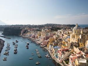Прочида – культурная столица Италии 2022