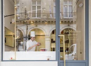 Кондитерская La Pâtisserie du Meurice вновь открывает свои двери