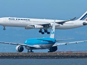 Air France и KLM снова награждены Skytrax