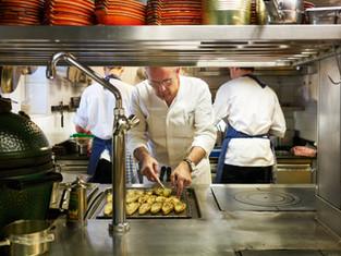 В Антверпене прошла церемония награждения The World's 50 Best Restaurants