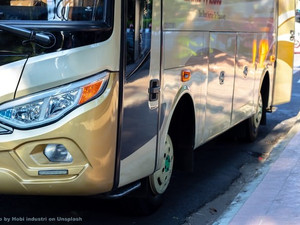 В такси или на автобусе? Российские путешественники о транспорте в городах мира.