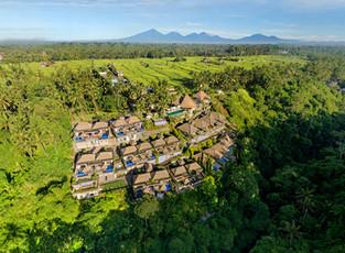 "Viceroy Bali - рядом с виллой Джулии Робертс из фильма ""Ешь, молись, люби."""