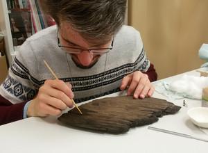 К сохранению арктических находок применят методы Эрмитажа