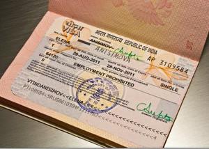 С октября визу в Индию российские туристы смогут получать уже на месте