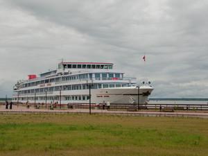 Европейские суда сможет принимать новый речной порт в Завидово