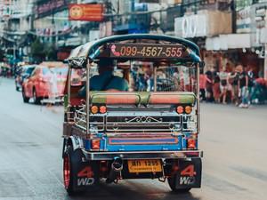 В Таиланде пройдет фестиваль фудтраков «All Good Food Truck»