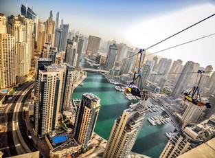 Дубай - «обязательно к посещению»! Скоро открытие - Dolce Sky, Отель Gevora и W Hotel, The Palm!