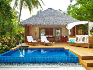 Baros Maldives в четвертый раз стал «Самым романтичным курортом»