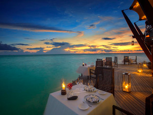 Baros Maldives: 15-летие ресторана Lighthouse