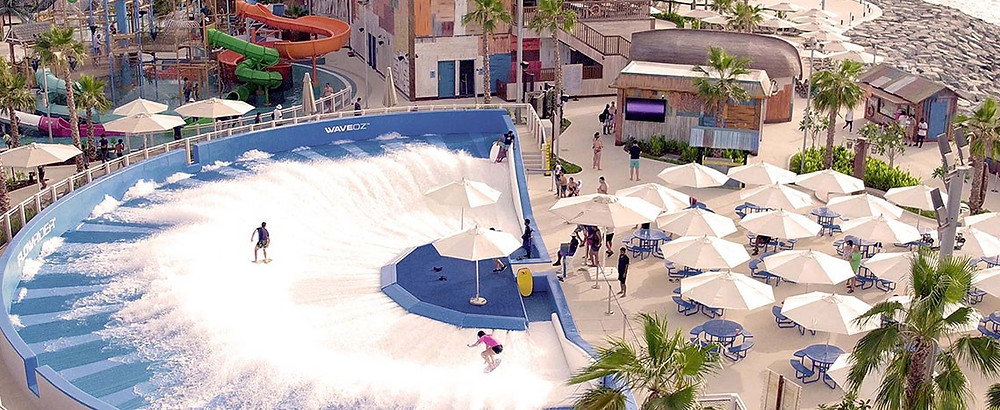 www.turpressa.com #La Mer Laguna Water Park Dubai