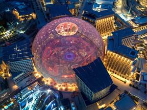 Эмирейтс подготовила выгодное предложение для малых и средних предприятий для посещения Expo в Дубае