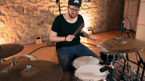 Yamaha Drums x Fabian Koke