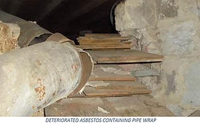 asbestos pipe wrap anderson property.png