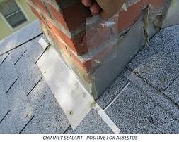 asbestos roofing sealant anderson proper